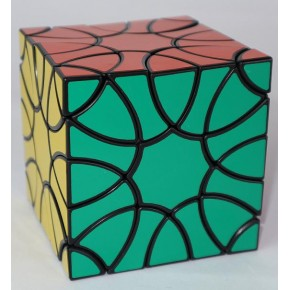 Very Puzzle Clover Cube