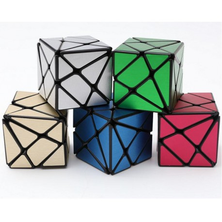 ZCube Axis Colores