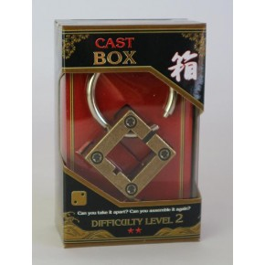Hanayama Cast Box