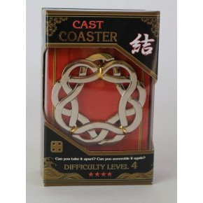 Hanayama Cast Coaster
