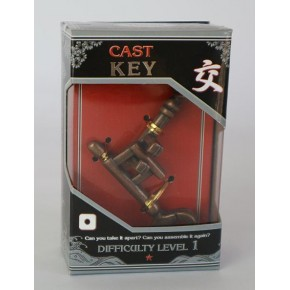 Hanayama Cast Key I