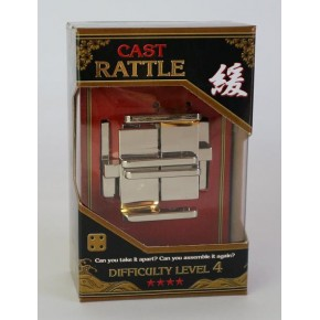 Hanayama Cast Rattle
