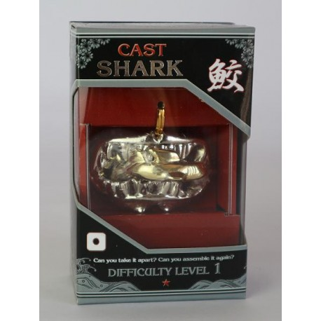 Hanayama Cast Shark