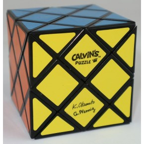 Calvin Okamoto&Greg Lattice Cube 6 Colores