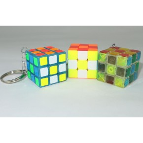 ZCube Llavero 3x3 Mini 30mm