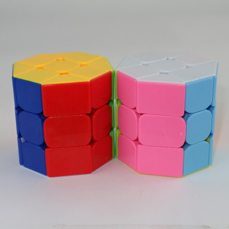 ZCube Octagonal 3-layer 3x3
