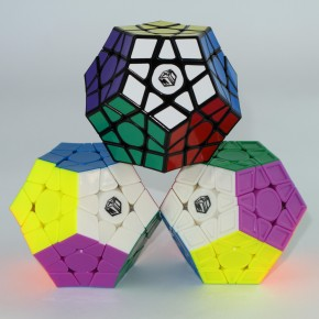 XMan Megaminx Galaxy v2 Sculpture