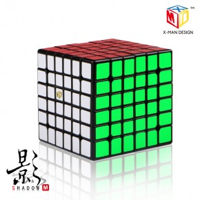 Qiyi X-Man Shadow Magnetico 6x6