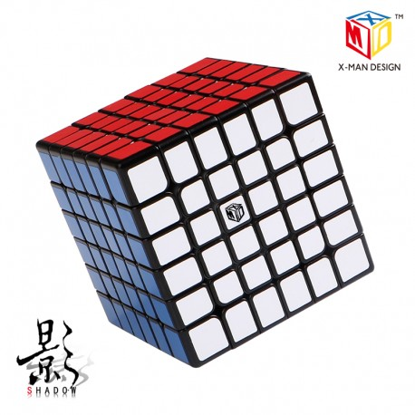 Qiyi  X-Man Shadow 6x6