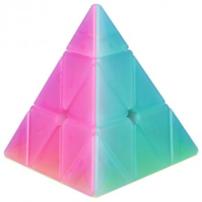 Qiyi QiMing A Pyraminx Jelly