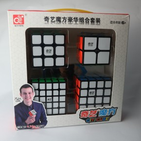 Set de Cubos Qiyi Bundle 1