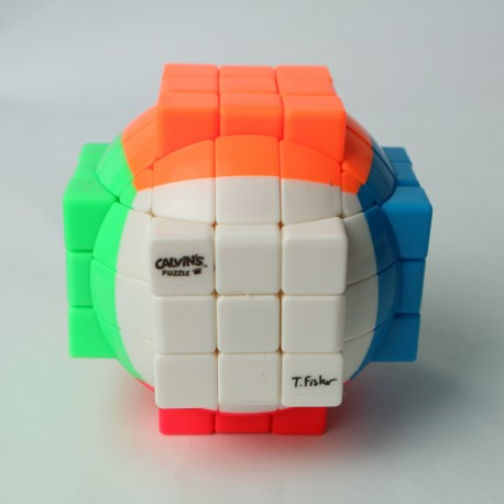Calvin Tony Pineapple Cube