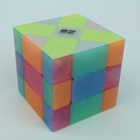 Qiyi Fisher Cube Jelly