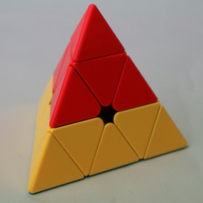 Moyu Teaching Series Pyraminx Volcano