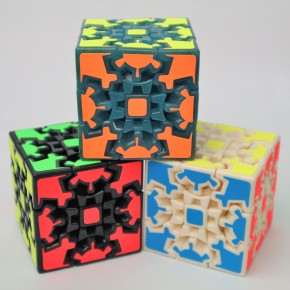 HeloCube Gear Cube 3x3