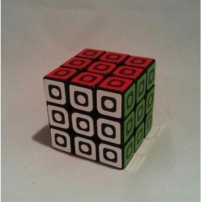 Set Hollow Dot 3x3